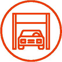 Fechamento de garagem