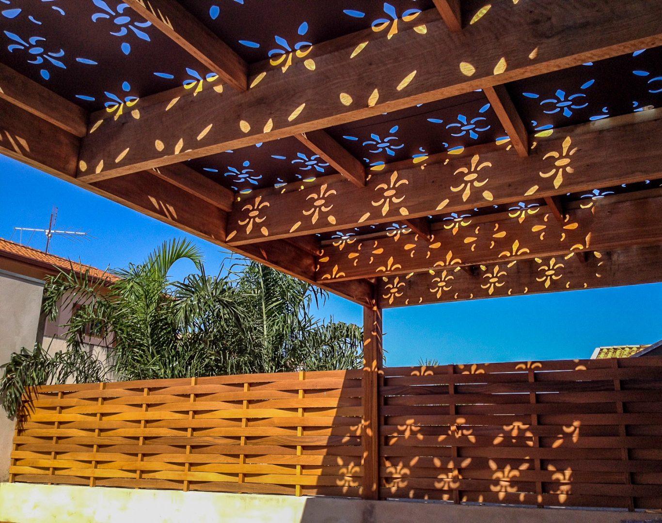 Sombra para Jardim – Design Lis